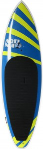 ABS0800004 BRUSH8-0 LIME-BLUE dck