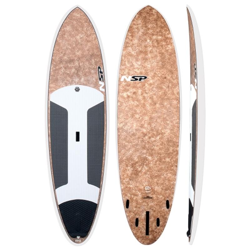 NSP SUP SURF EPOXI COCOMAT 9'2″ - Tablas de stand up paddle - SUP