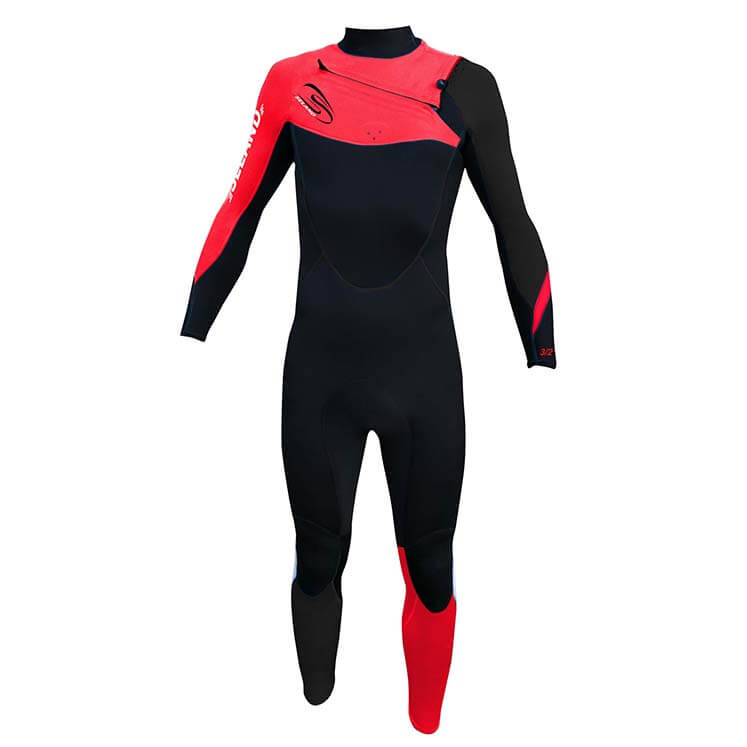 SELAND SURF NAVIA RED 3/2 MM