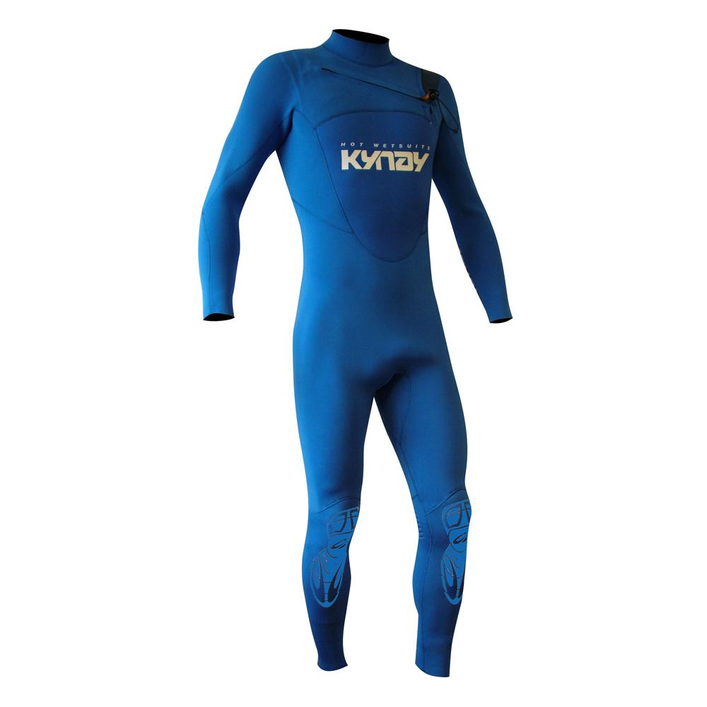 ed20184798e63 INTEGRAL 3 2 BLUE - Neoprenos para surf