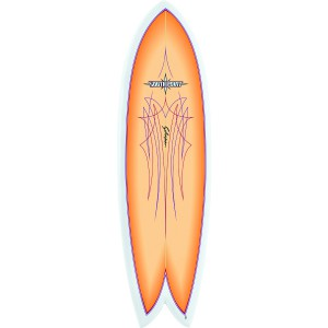 SOUTHPOINT FISH 6'1″
