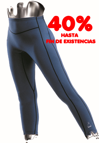 PANTALON REDUCTOR VULKAN OPEN CELLS