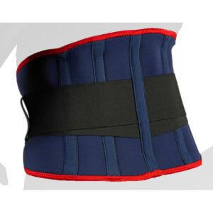Faja Reforzada con varillas y cintas elásticas. 5 mm