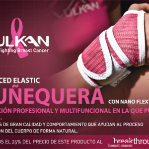 MUÑEQUERA ADVANCED ELASTIC PINK