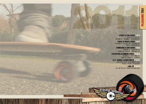 Flying Wheels skate