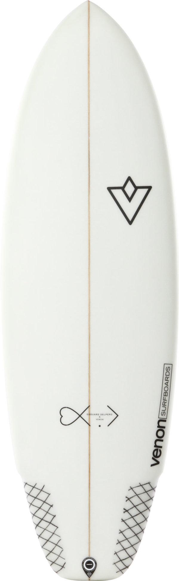 VENON EPOXY CARBON EDOUARD DELPERO 5´3´´ - Tablas de Surf