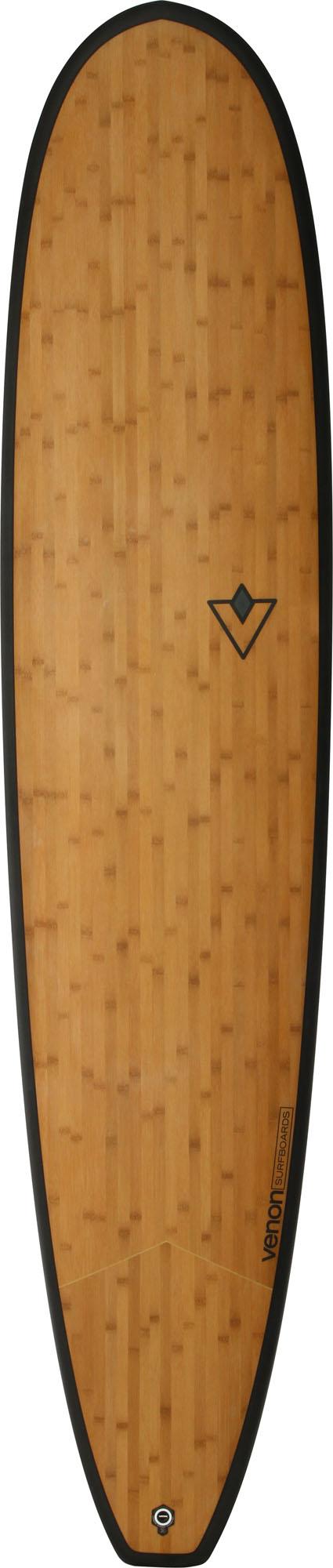 VENON CARBON BAMBOO WOODIE - Tablas de Surf