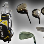GOLF KIT COMPLETO PNG