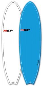 """NSP FISH ELEMENTS 6′ 6"""""""