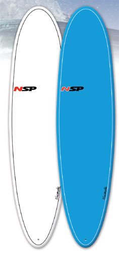 NSP FUNBOARD ELEMENTS 7′ 6""