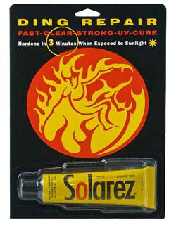 Reparador Solarez Polyester