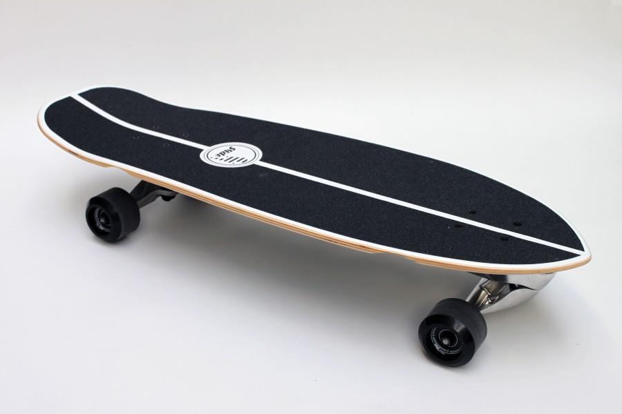 "SLIDE SURF SKATE JOY MARBLE 30"""