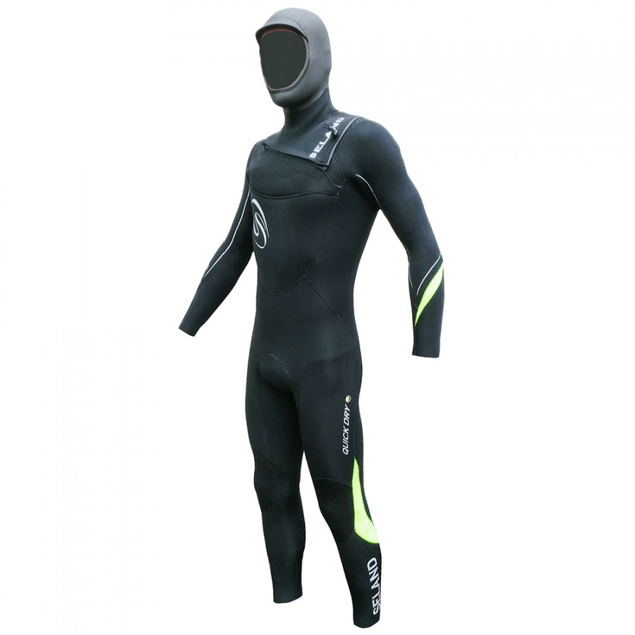 TRAJE DE SURF NEOPRENO SELAND OCEAN Quick Dry  6/5/4  Water Repellent