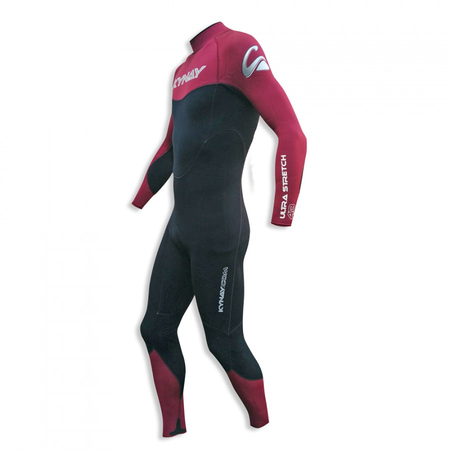 TRAJE DE SURF NEOPRENO INTEGRAL KYNAY 4/3 BACK ZIP
