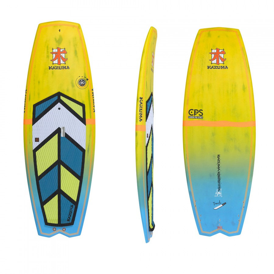 KAZUMA TANTO CARBONO SERIES SUPBOARDS - STAND UP PADDLE - SUP