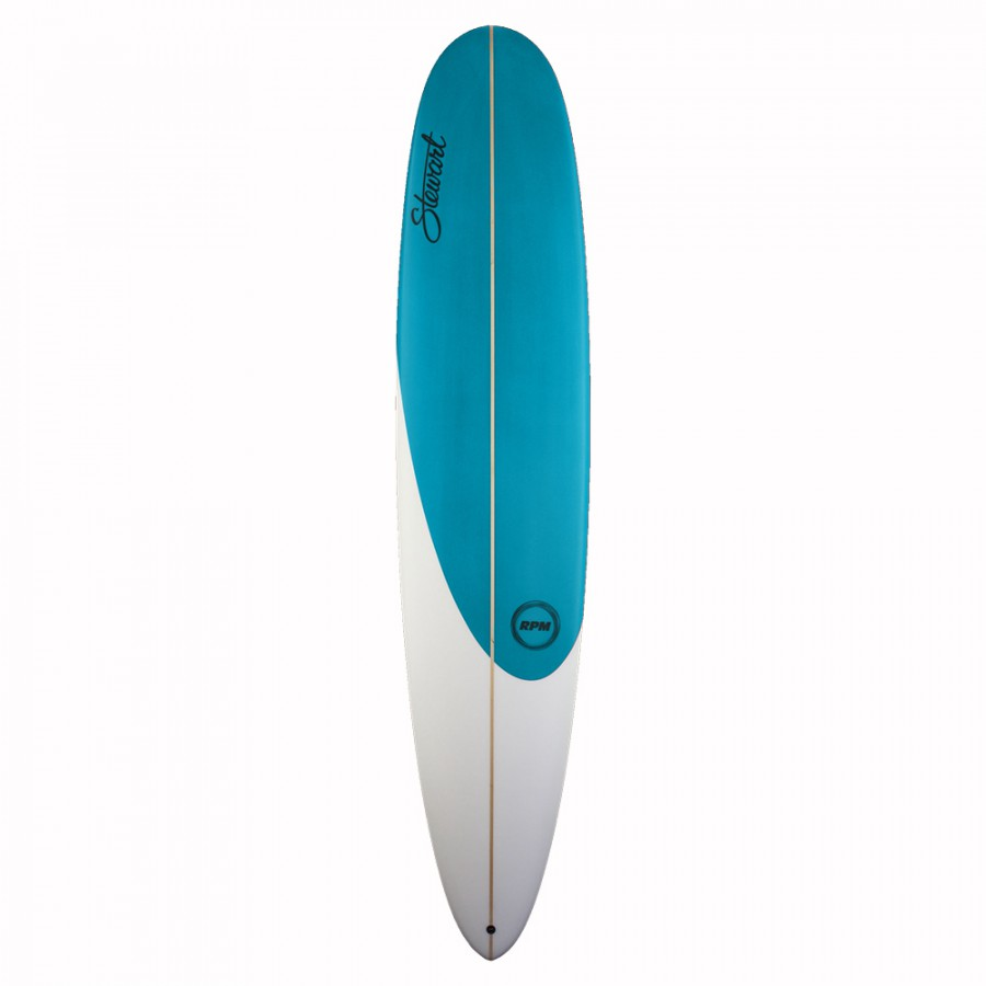"STEWART RPM  9′ 0"" BLUE SPRAY"