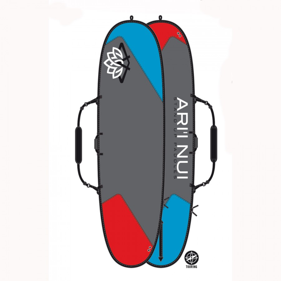 ARI'I NUI FUNDA  SUP BOARD COVER TOURING / RACE