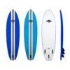 TORQ TET CARBON STRIP SURFBOARDS