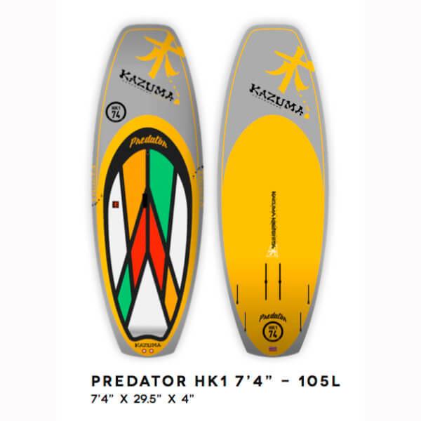 Kazuma Predator 74 2