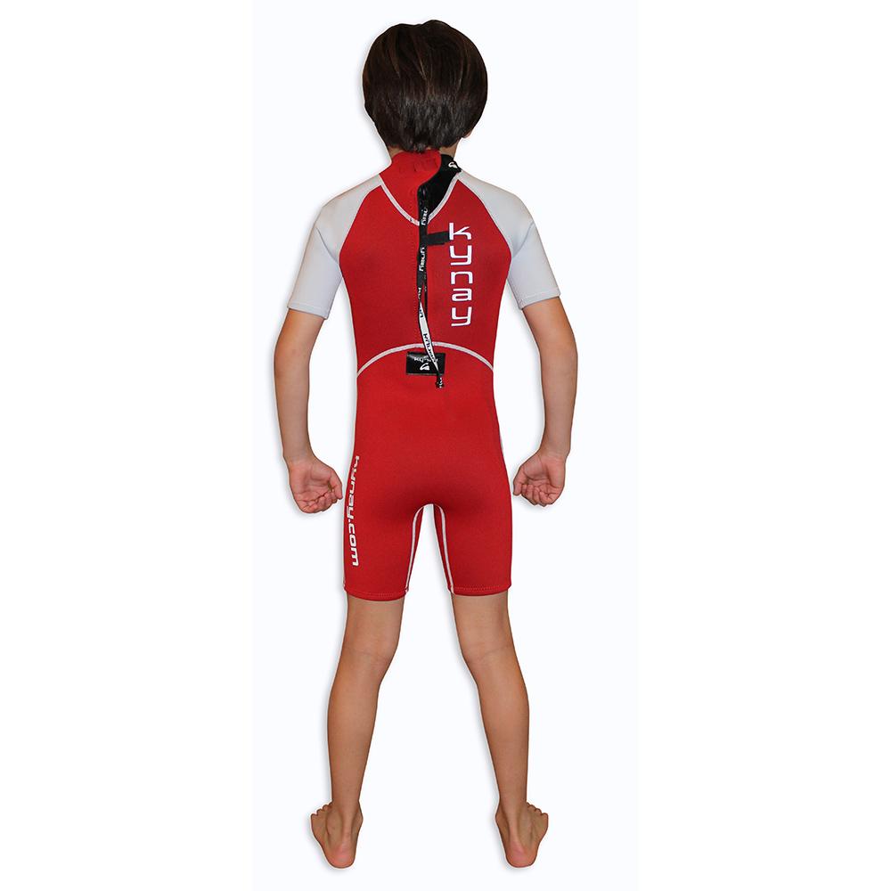 Traje de neopreno de niño corto - Neoprenos para surf 7476a46a117
