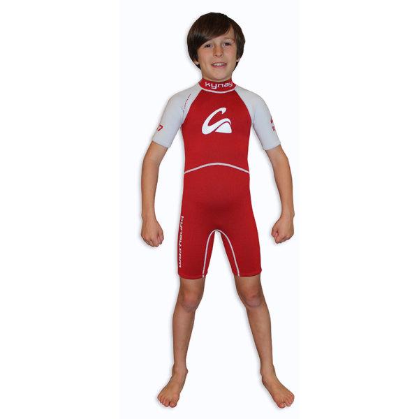 Traje de neopreno de niño corto - Neoprenos para surf