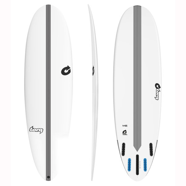 TORQ TEC  M2 - Tablas de Surf