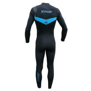NEOPRENO INTEGRAL KYNAY 3/2 BLACK/BLUE