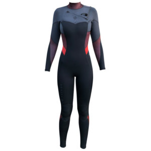 TRAJE DE SURF NEOPRENO SELAND ARTIC QUICK DRY 4/3mm MUJER