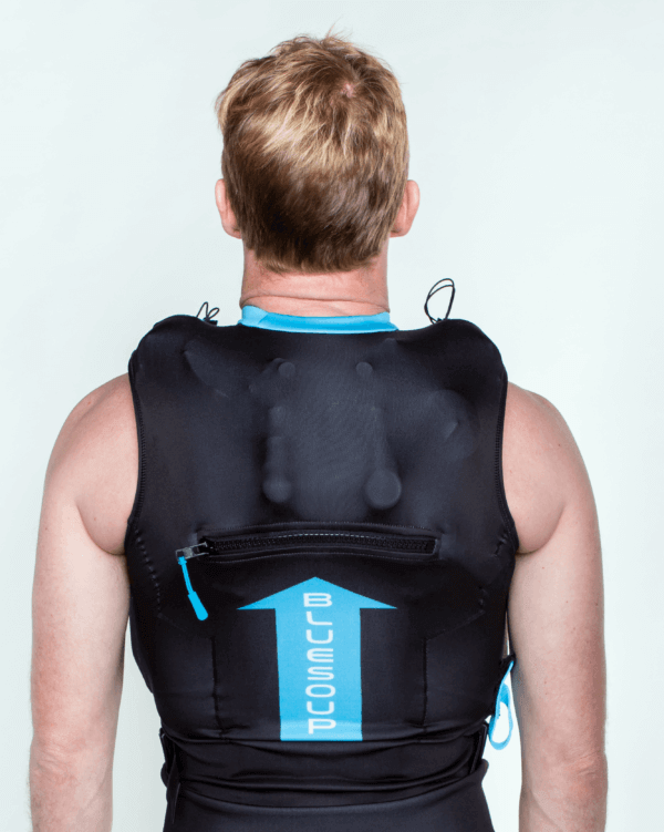 7 REAR ACTIVATED 2 PULL UP VEST