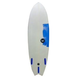 TABLA DE SURF MAHALO TEVAA 6´0´´y 6´6´´ FISH