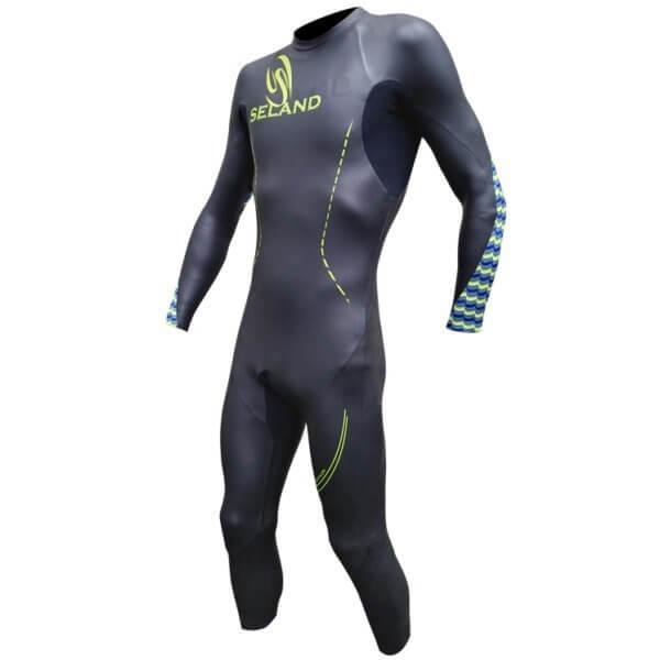 NEOPRENO TRIATLON NATACION SELAND SETI-1 - Neoprenos para triathlon