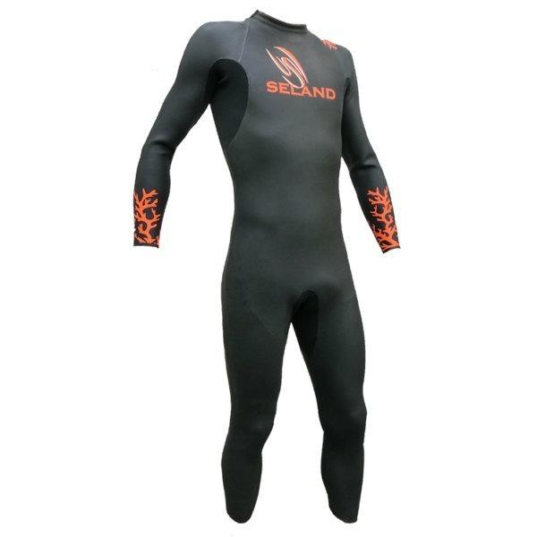 NEOPRENO TRIATLON NATACION SELAND SETI5 - Neoprenos para triathlon