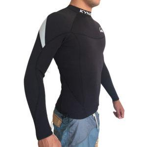 NEOPRENO SURF CHAQUETILLA KYNAY BLACK