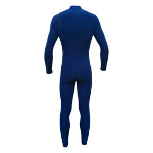 TRAJE DE SURF NEOPRENO SELAND 4/3mm NOJA NAVY WARM PLUSH