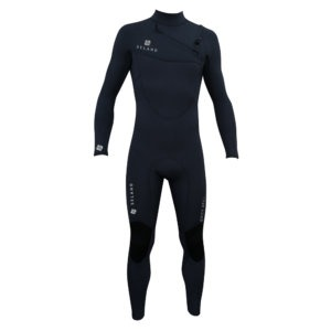 TRAJE DE SURF NEOPRENO SELAND BALTIC NEGRO QUICK DRY 5/4/3mm