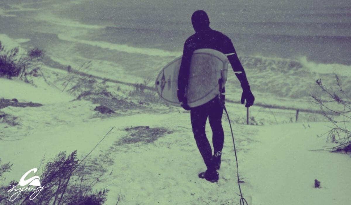 surf con nieve