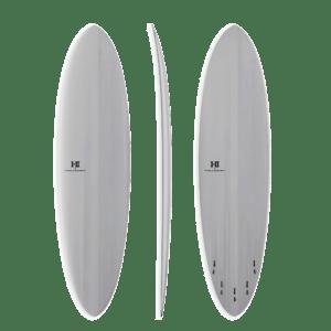 TABLA DE SURF TOLHURST HARLEY INGLEBY MID6