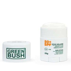 STICK PROTECCION SOLAR GREEN BUSH SPF 50